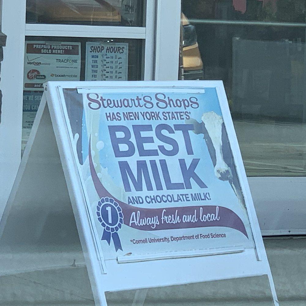 Stewart's Shops: 2 River St, Hoosick Falls, NY
