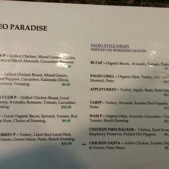 Green Paradise Cafe - 27 Photos & 53 Reviews - American (New ...