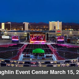 Photo Of Laughlin Event Center Nv United States