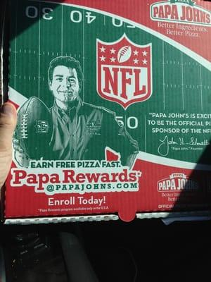 Papa John's Pizza - Lancaster, CA   Yelp