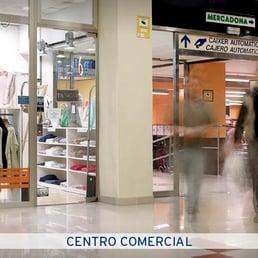 Centro comercial david centri commerciali edificio for Mercadona oficinas centrales telefono