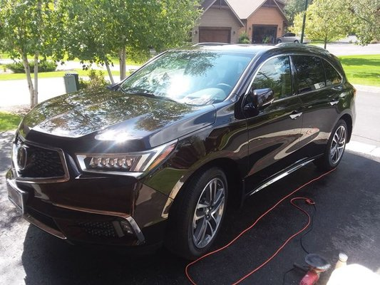 Outshines Mobile Detailing 1030 Trumble Creek Rd Kalispell Mt