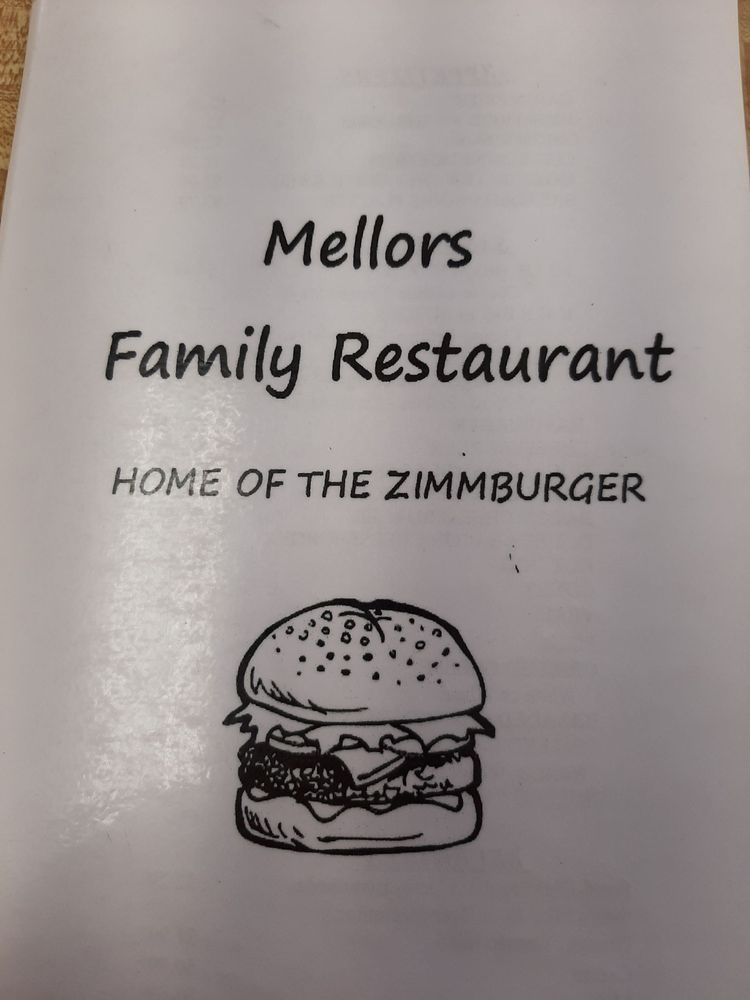 Mellor's Family Restaurant: 523 Wooster Rd, Loudonville, OH