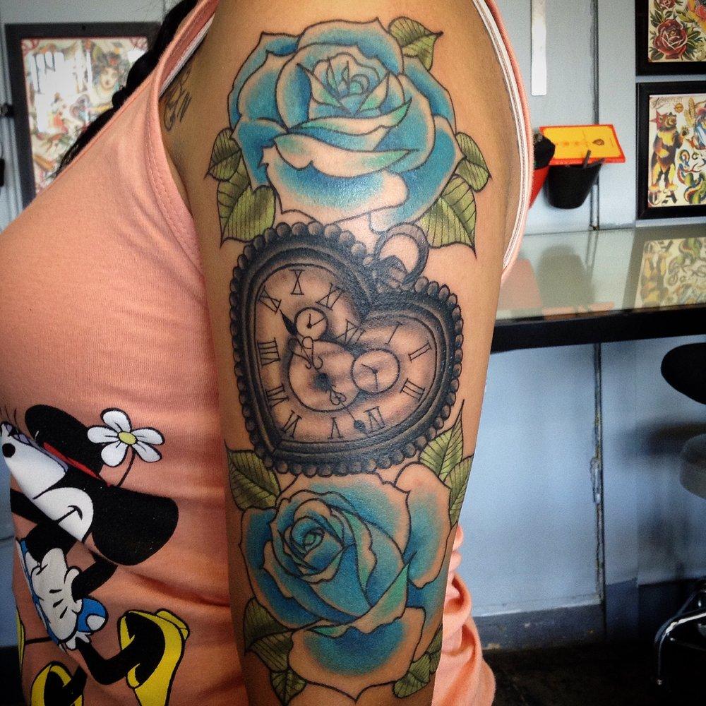 Cool Cat Tattoo: 10126 Cedar Pl, Bloomington, CA