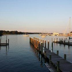 Photo Of The Lighthouse Restaurant Dock Bar Solomons Md United States