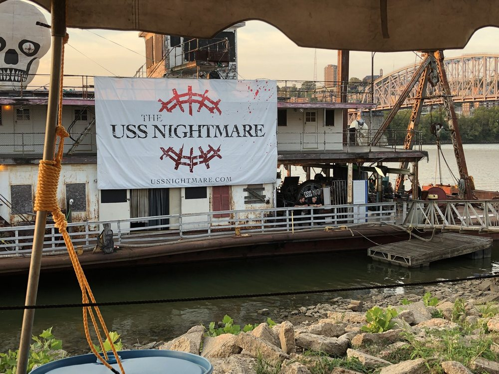 USS Nightmare: 101 Riverboat Row, Newport, KY