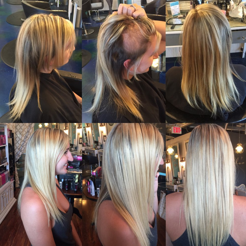 Halo Couture Tape In Extensions Allowed Haylee To Still Feel