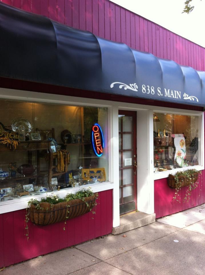 Arcadian Antiques Boutique - Antiques - 838 S Main St, Ann Arbor, MI, United States - Phone ...