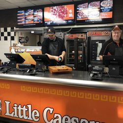 Looking for a Little Caesars Pizza near you? Little Caesars is the third largest pizza chain in the United States, behind Pizza Hut and Domino's Pizza/5().