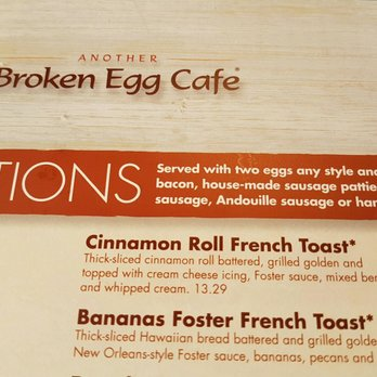 Another Broken Egg Cafe Clearwater Beach Clearwater Beach Fl