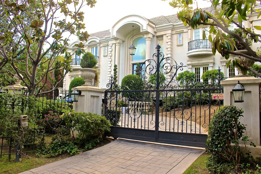 Beverly Hills Tours Of Celebrity Homes