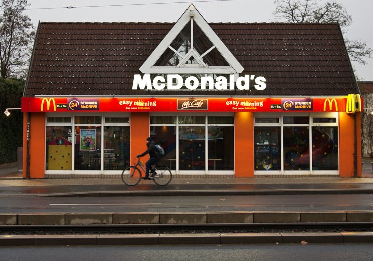 mcdonald s 20 foton snabbmat hamburger str 262 braunschweig niedersachsen tyskland. Black Bedroom Furniture Sets. Home Design Ideas