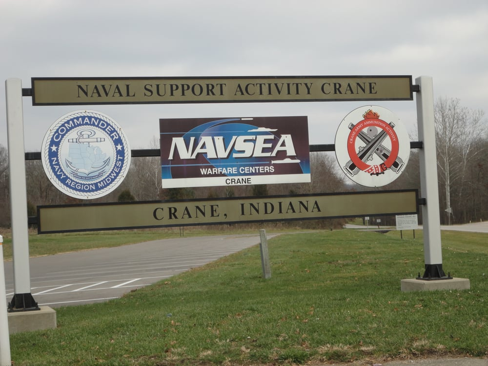 Crane Division Naval Surface Warfare Center: 300 Hwy 361, Crane, IN