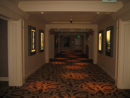 Theater Hallway Yelp