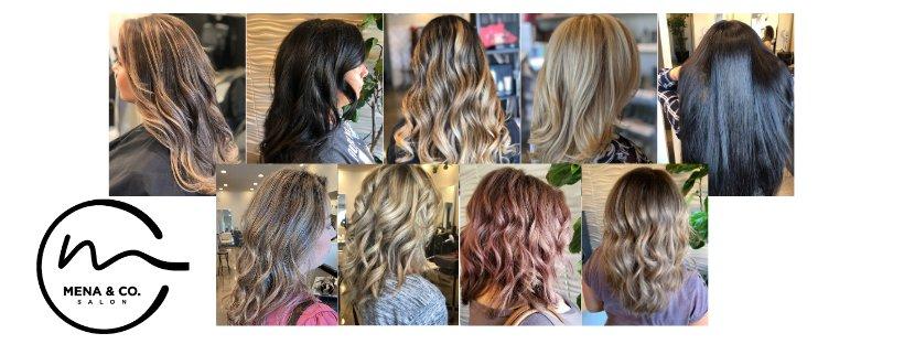 Mena & Co Salon: 3900 Pelandale Ave, Modesto, CA