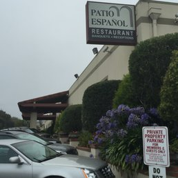 Photo Of Patio Español Restaurant   San Francisco, CA, United States.  Parking Lot