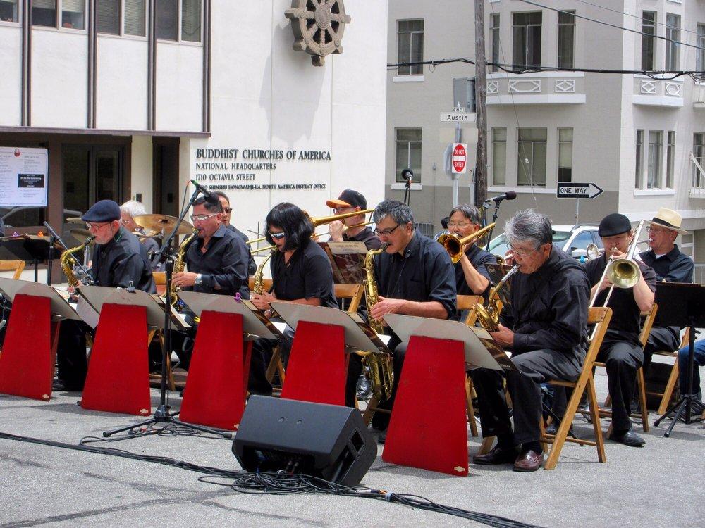 J-Town Jazz Ensemble at the Ginza Bazaar 2018  - Yelp