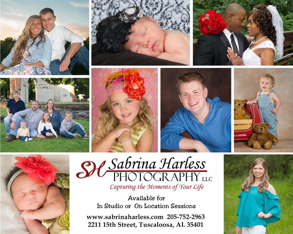 Sabrina Harless Photography: 2211-B 15th St, Tuscaloosa, AL