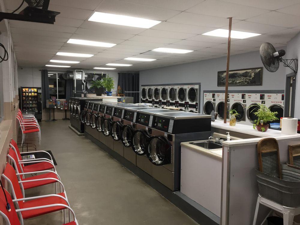 Joe & Kates Laundromat: 80 Bryson St, Bryson City, NC