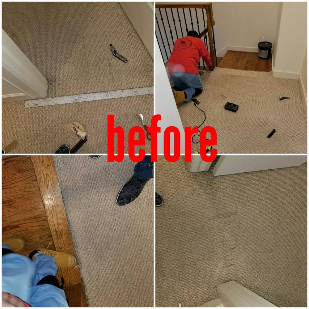 Aaa Carpet Repair & Installation Service & Sales: 6713 Sherwood Dr, Houston, TX
