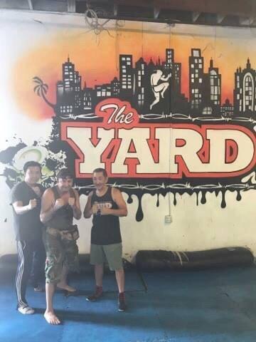 The Yard Muay Thai