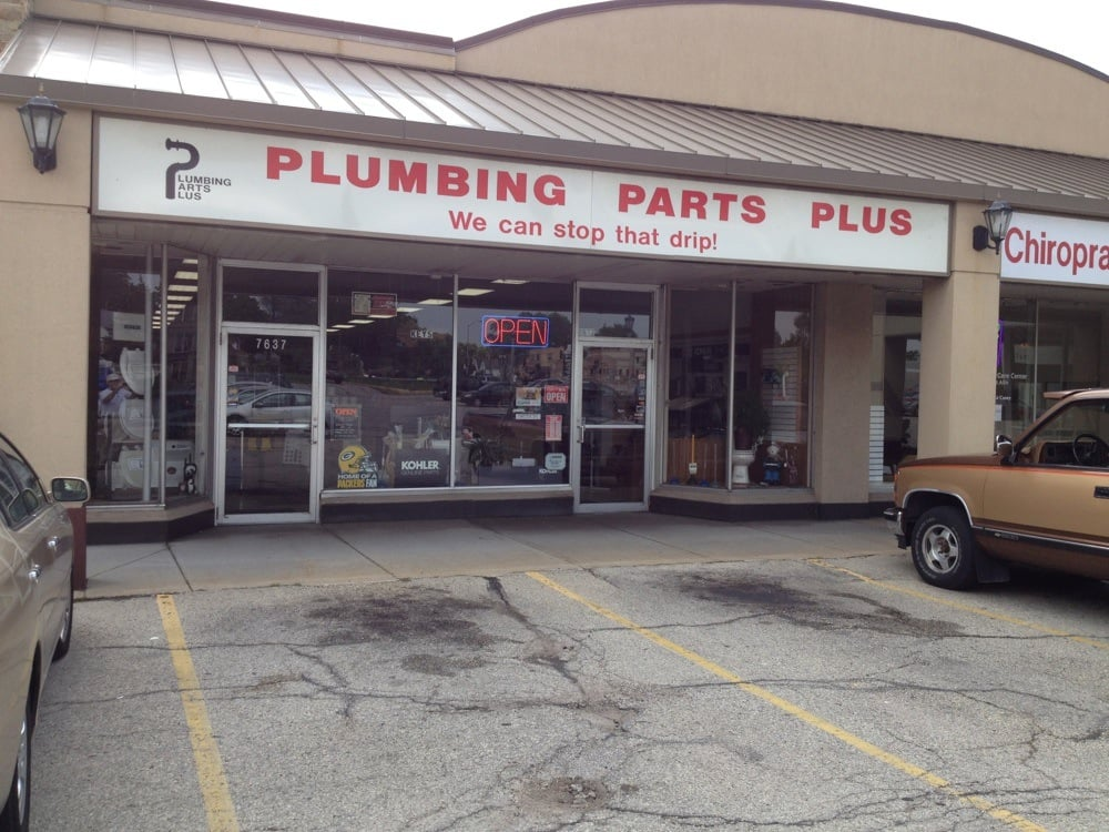 Plumbing Parts Plus Hardware Stores W Beloit Rd Milwaukee Wi Phone Number Yelp
