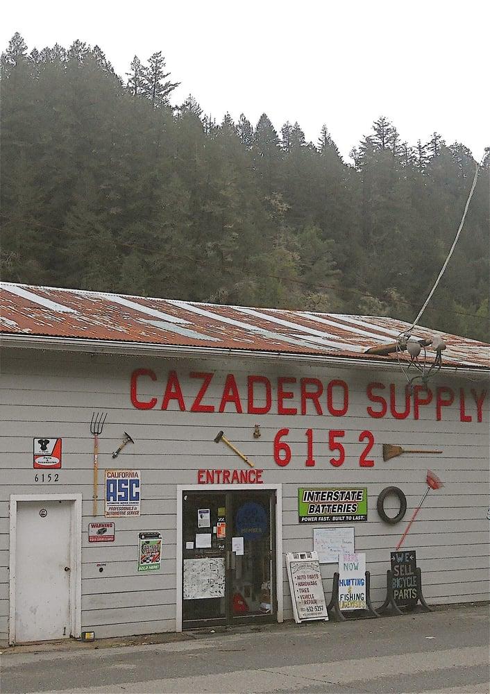 Photo of Cazadero Supply: Cazadero, CA