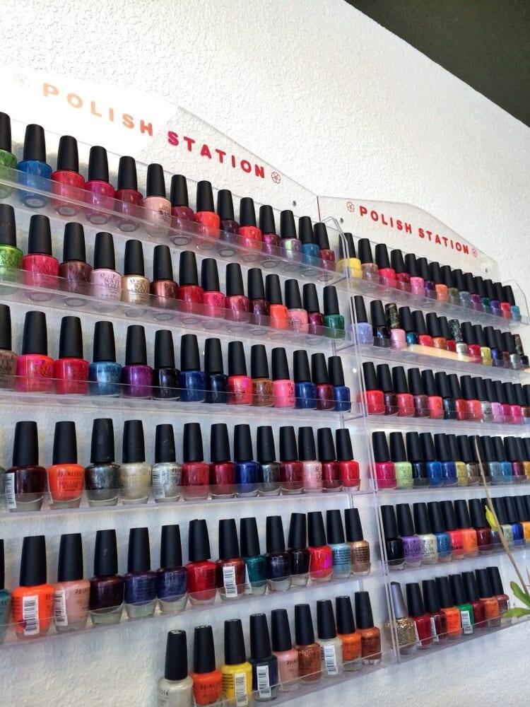 Charming nail spa 127 photos 18 reviews nail salons for 10th street salon