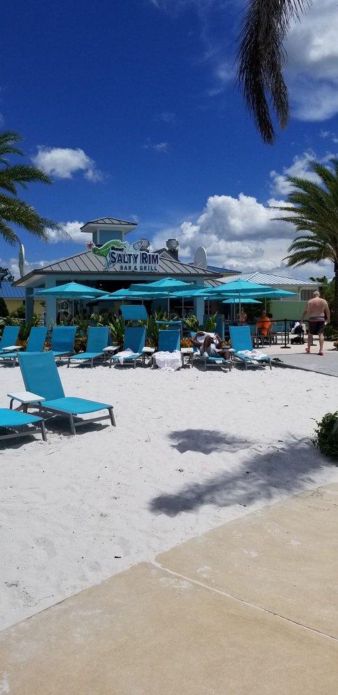 Salty Rim Bar & Grill: 3058 Pirate Way, Kissimmee, FL