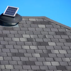 Photo Of Cloud Roofing   Carrollton, TX, United States. Solar Vents Can Save