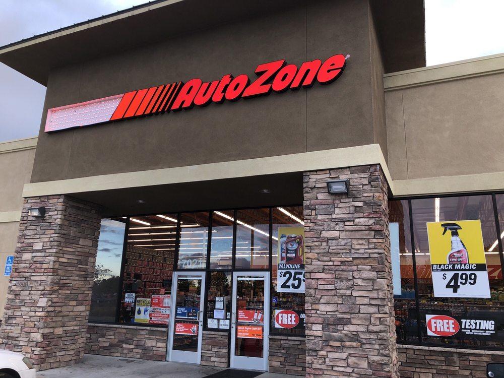 AutoZone Auto Parts: 7021 Main St, American Canyon, CA