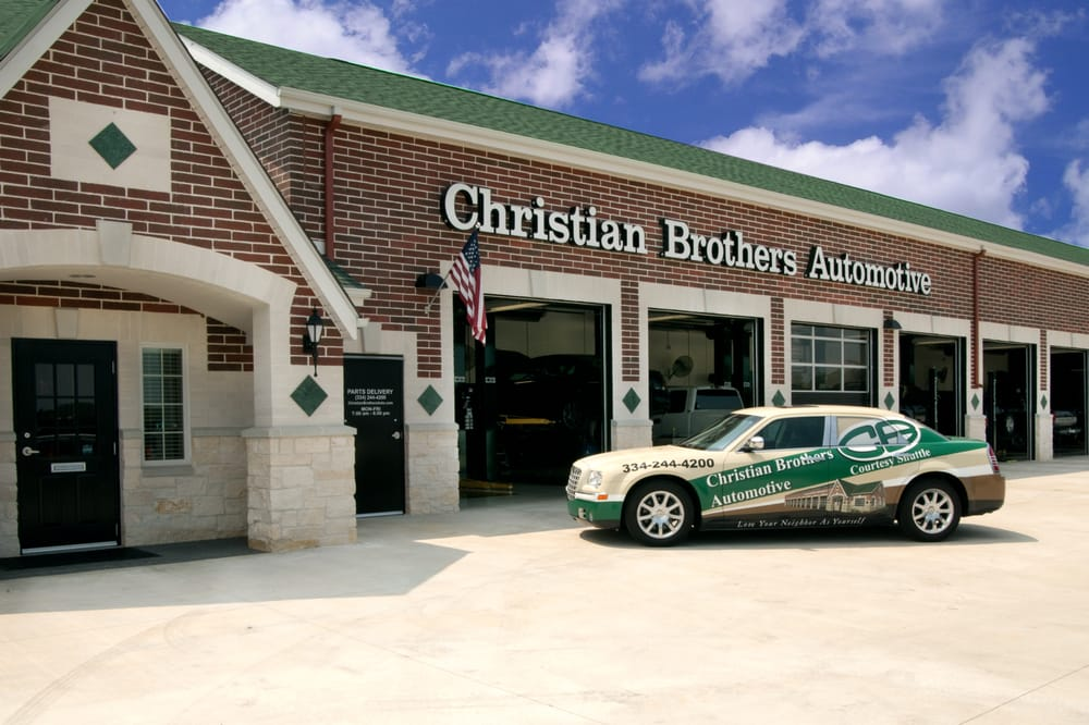 Christian Brothers Automotive Montgomery