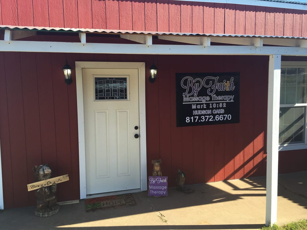 By Faith Massage Therapy: 617 Pine St, Aledo, TX