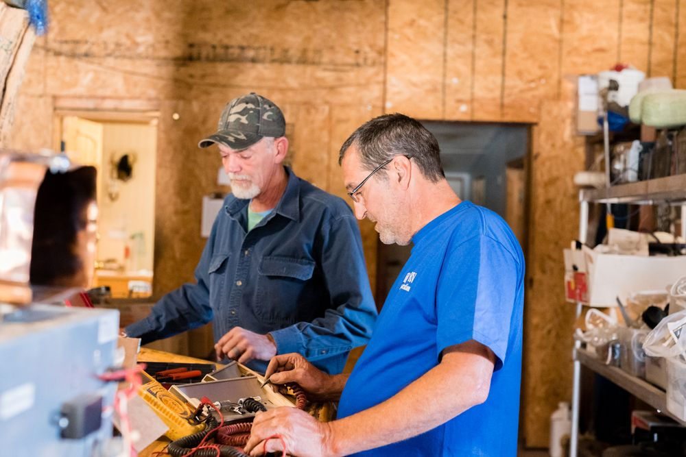 Hill Country RV Service & Restoration: 500 E 4th St, Camp Wood, TX