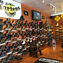 Photo of Shoe Kingdom - Bellflower, CA, United States. Dr. Martens Wide.  Alberto S.