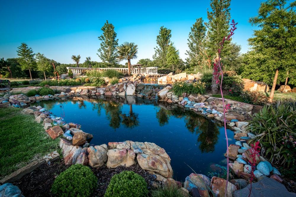 Allison Landscape & Pool Company: 112 Seymore Bradley Rd, Denison, TX