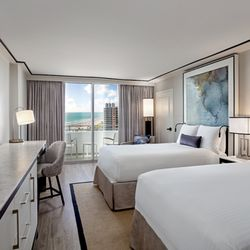 Photo Of Loews Miami Beach Hotel Fl United States Ocean