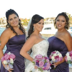 Photo Of Villiesmakeup Fountain Valley Ca United States Best Looking Bridal Party
