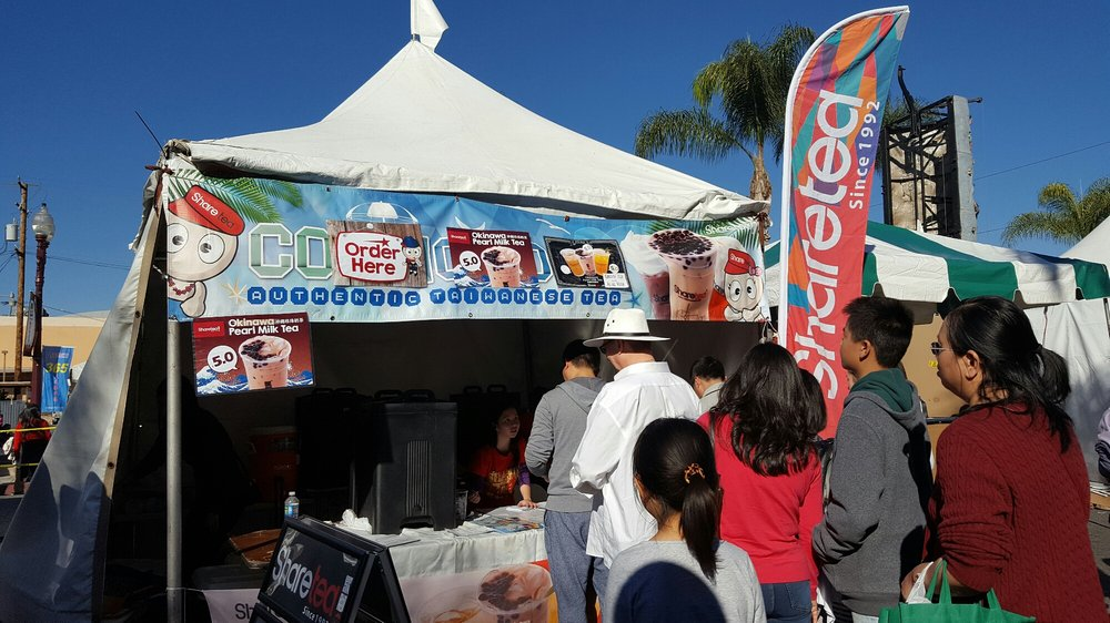 Annual Lunar New Year Festival - Chinese New Year: Almansor St To Vega St, Alhambra, CA