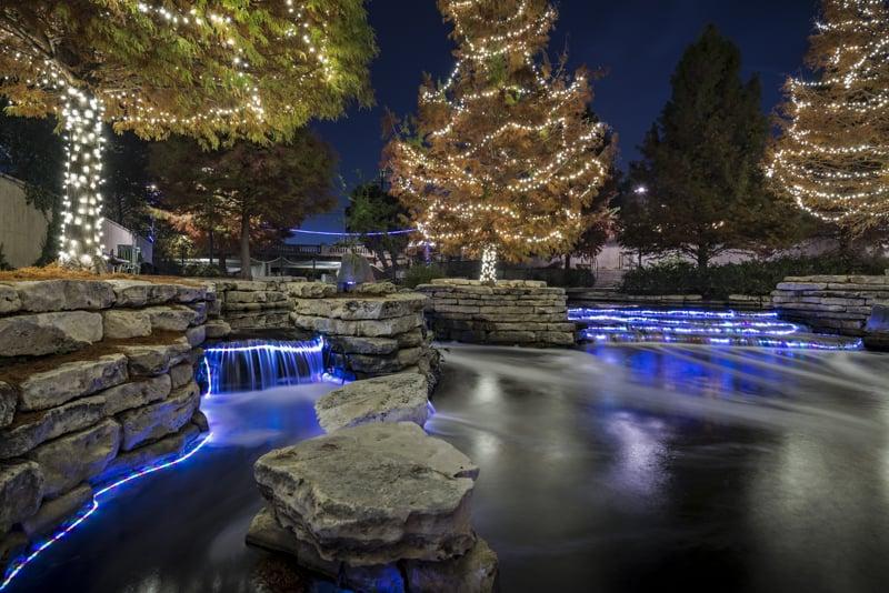 photo of pearl studio san antonio tx united states christmas lights at - The Christmas Pearl