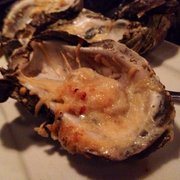 Steak Photo Of The Oyster Room Folly Beach Sc United States Oysters Rockefellar