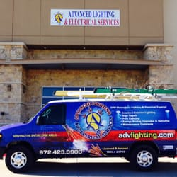 Photo of Advanced Lighting   Electrical Services   Allen  TX  United StatesAdvanced Lighting   Electrical Services   Electricians   1303 N  . Advanced Lighting Services. Home Design Ideas