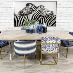 Perfect Photo Of ModShop   Los Angeles, CA, United States. Amalfi Dining Table