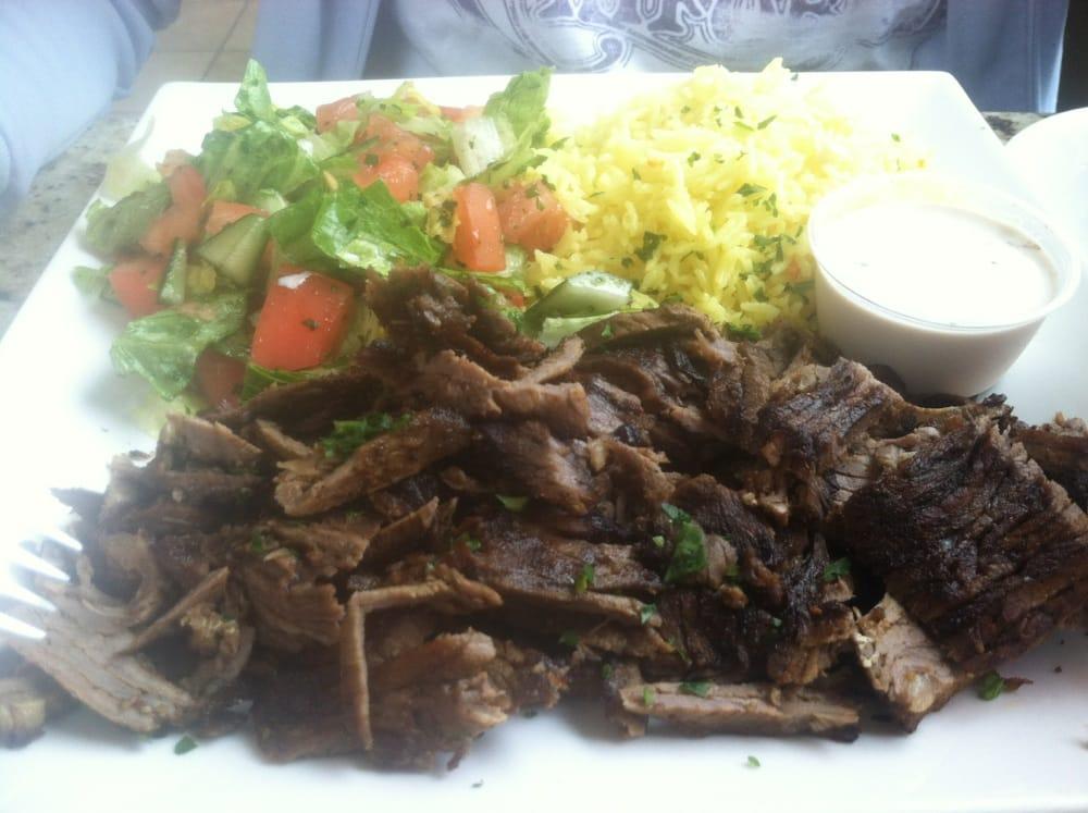 Beef & lamb shawarma $10 50 Yelp