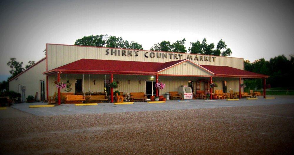 Shirk's Country Market: 341 Rt U, Centertown, MO