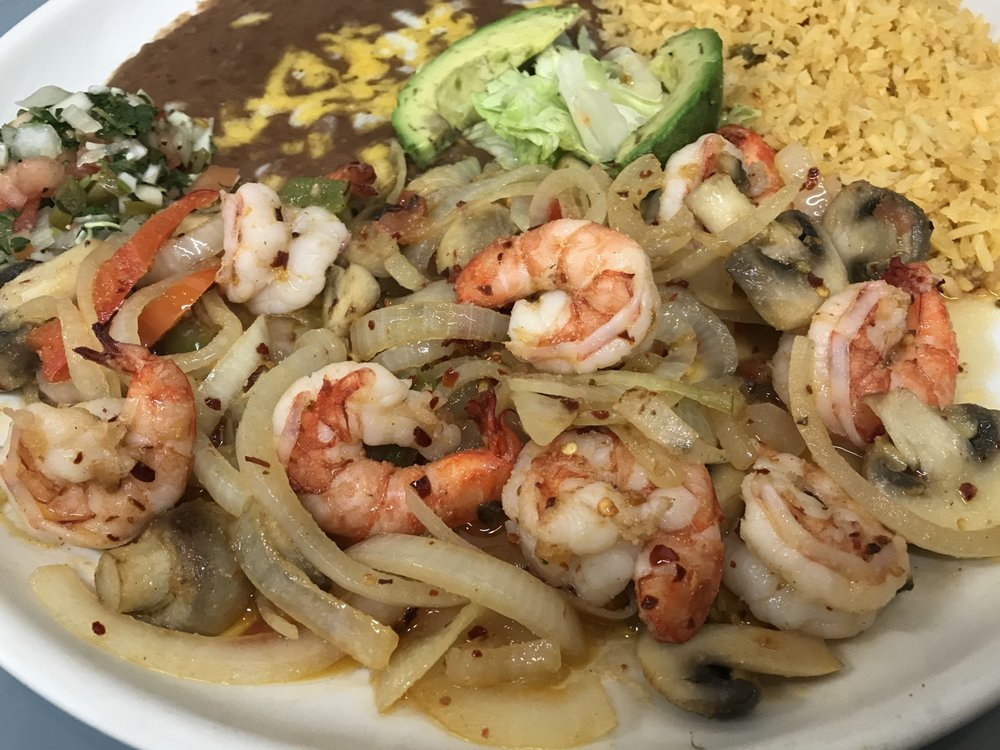 Moreno's Family Mexican Restaurant: 2009 Riverside Dr, Mount Vernon, WA
