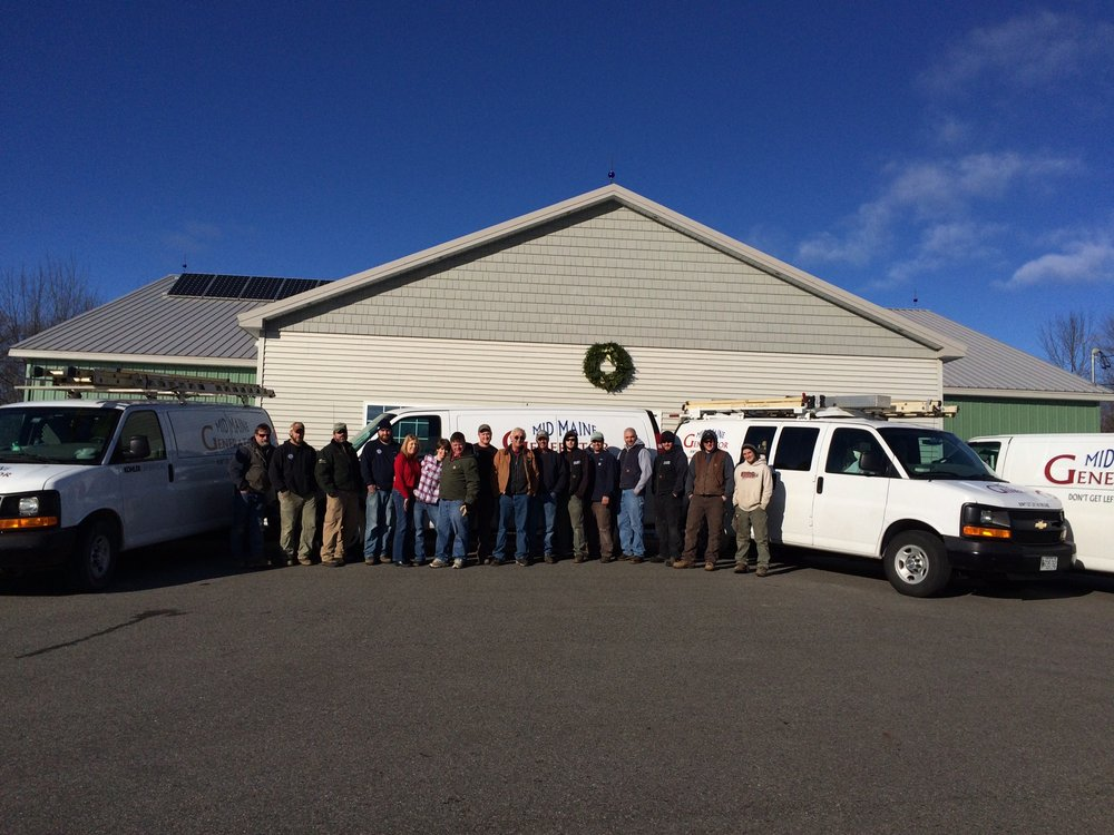 Mid Maine Generator: 1388 Rt 202, Winthrop, ME