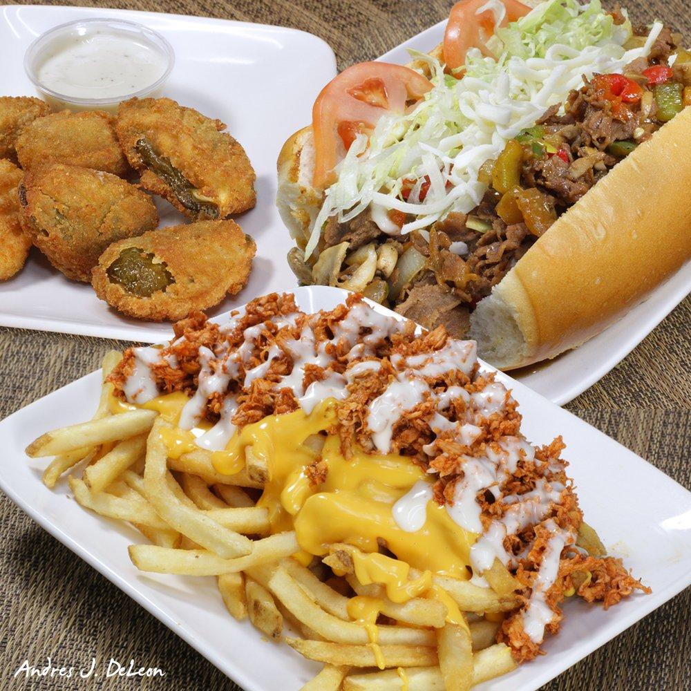 Phillys Steaks & Lemonade: 5404 W 25th Ave, Gary, IN