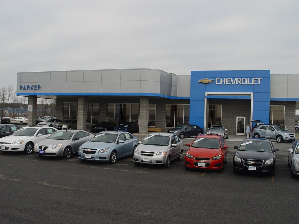 Parker Chevrolet, Inc.: 622 State Route 11, Champlain, NY