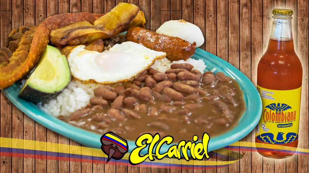 El Carriel: 429 N Main St, Mauldin, SC